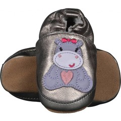 MELTON schoenen griffin grey hippo