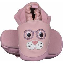 MELTON schoenen blush rose mouse w. ears
