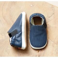 MELTON schoenen blue nights slip on
