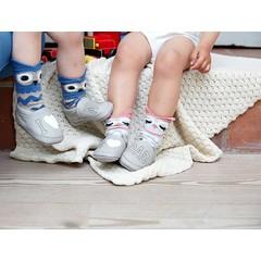 MELTON schoenen chateau grey i love dad