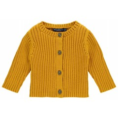 IMPS&ELFS cardigan long sleeve warm yellow