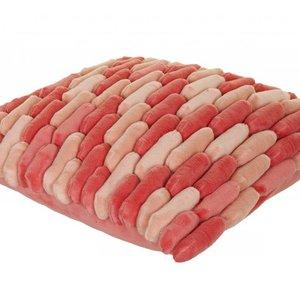 Haans Lifestyle Pillow Cobblestone salmon mix