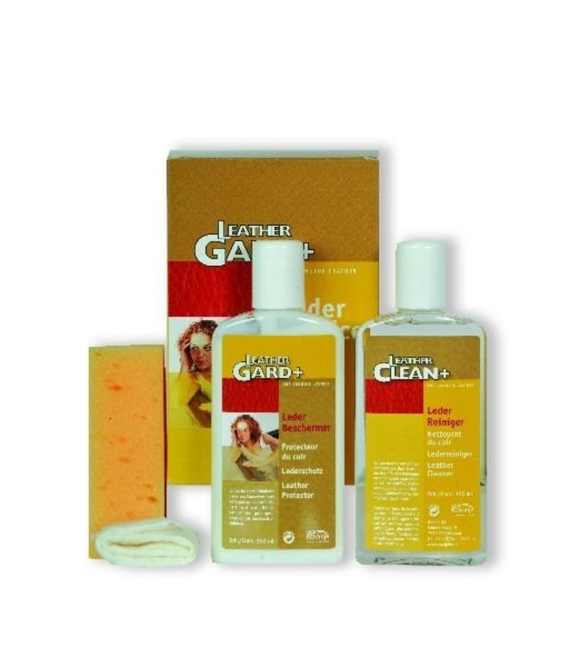 Oranje Furniture Care ® Leder-Service-Set 2 x 150 ml (3 Jahre Service)