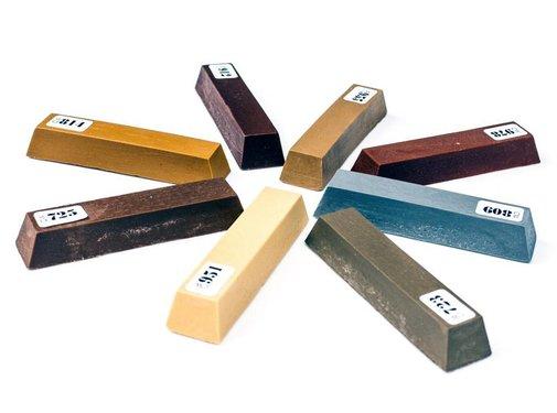 Oranje Furniture Care ® Soft wax wood fill / stop rods