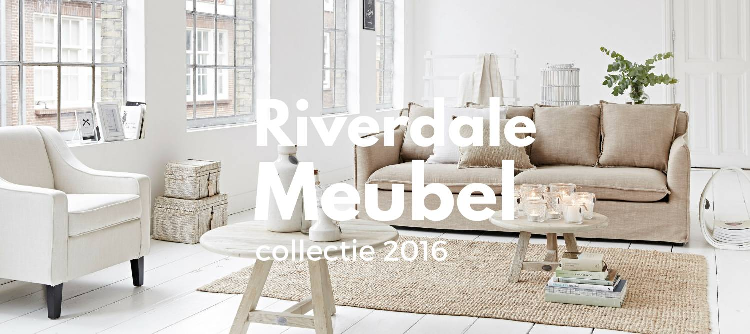 Riverdale meubels in je interieur for Interieur online