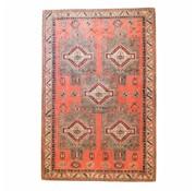 Brinker Carpets Rug Ikat 5 Square Olivia Rust 160x240cm