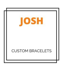 Josh ® custom bracelet 24000 series