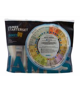 Brinker Carpets James schoonmaak starterset