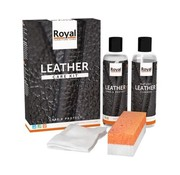 Oranje Furniture Care ® Leer bescherm set