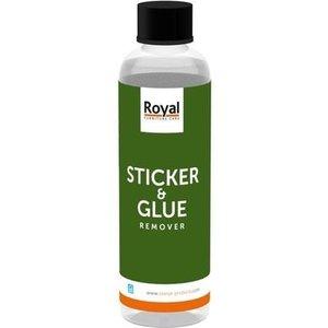 Oranje Furniture Care ® Sticker en lijm verwijder middel