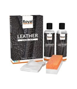 Oranje ® Leder Schutz und Pflege Set 2x250ml maxi