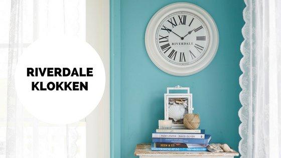 Riverdale klokken