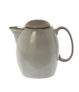 Riverdale Teapot Metz soft gray 18cm