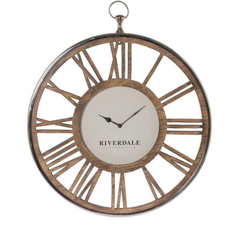 acheter riverdale horloge luton argent. Black Bedroom Furniture Sets. Home Design Ideas