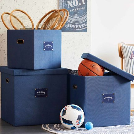 Riverdale baskets