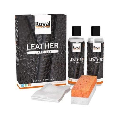 Oranje Furniture Care ® leather protection and care set 2x75ml mini