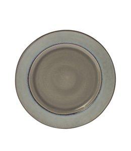 Riverdale Ontbijtbord Metz soft gray 22cm