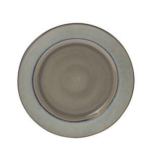 Riverdale Ontbijtbord Metz weichen grauen 22cm