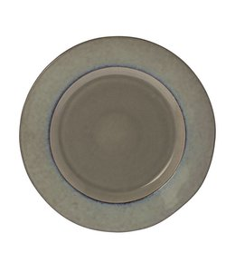 Riverdale Dinner plate Metz soft gray 28cm