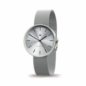 Newgate  Horloge The Drumline zilver