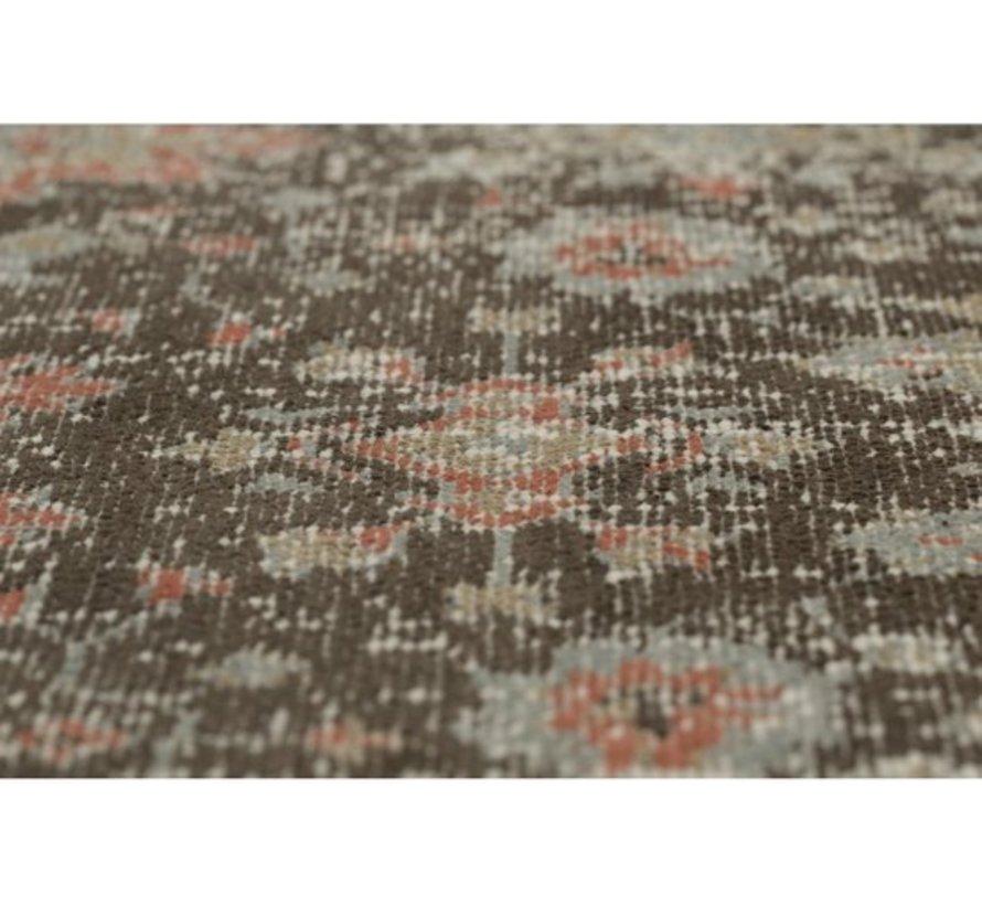 Ikat Teppich Paprika Shale Grün 160x240cm