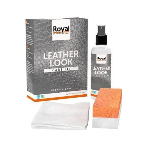 Oranje Furniture Care ® Leatherlook Clean & Pflegeset