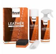 Oranje Furniture Care ® Vintage and sanded leather maintenance set