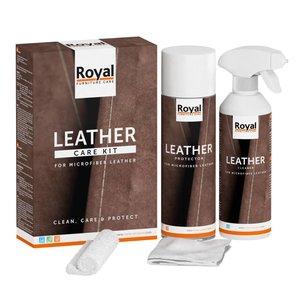 Oranje Furniture Care ® Microfiber Leather Care Kit