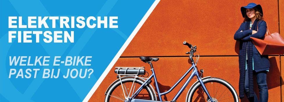 Welke E-bike past bij jou?