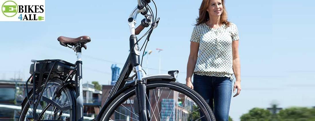 We hebben voor iedereen een E-Bike op maat