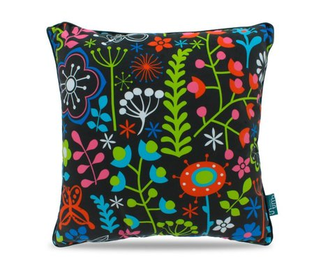 Intimo collection Sierkussen Vines multicolour polyester 45x45cm