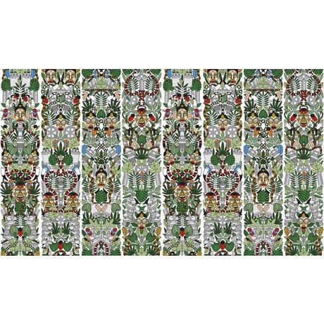 NLXL-Studio Job Behang 'l'Afrique 05' papier 900x48.7cm