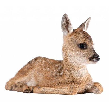 KEK Amsterdam Muursticker hert forestfriend deer