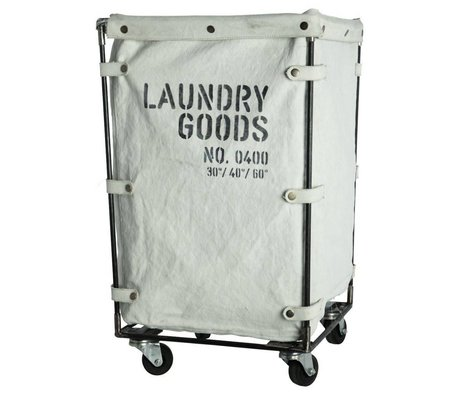 Housedoctor Opberger trolley Laundry Goods 40x40xh70cm