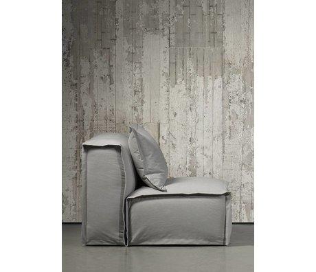 Piet Boon Behang betonlook concrete6, grijs, 9 meter