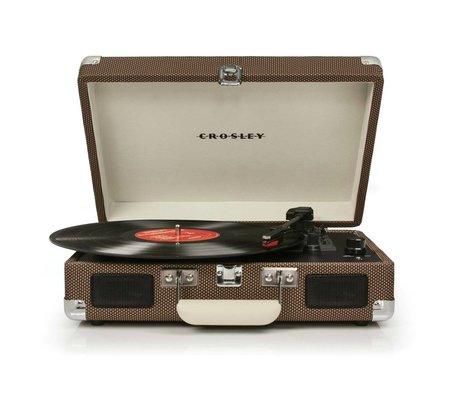 Crosley Radio Crosley Cruiser tweed 26,7x35,6x11,8cm