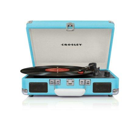 Crosley Radio Crosley Cruiser turquoise 26,7x35,6x11,8cm