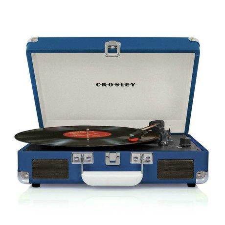 Crosley Radio Crosley Cruiser blauw 26,7x35,6x11,8cm
