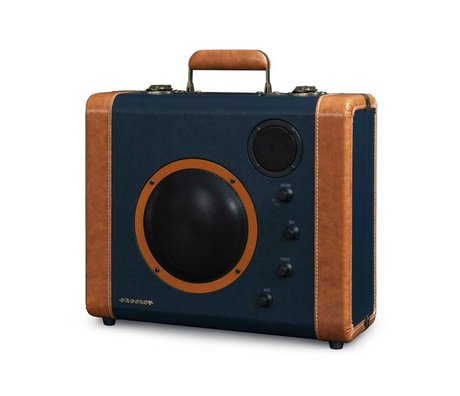 Crosley Radio Crosley Soundbomb blauw 12x35,5x29cm