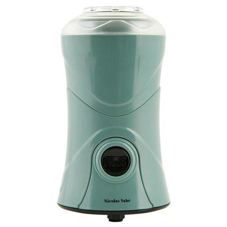 Nicolas Vahe Koffiemolen coffee grinder retro groen 10,5x19cm