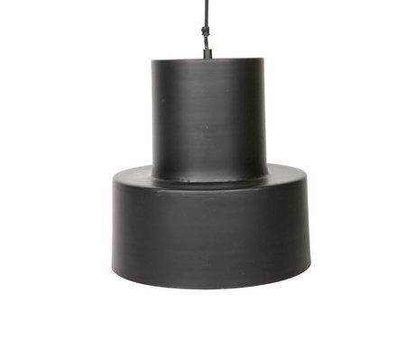 BePureHome Hanglamp Beam zwart staal Ø35cm