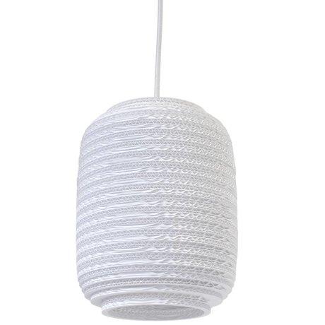 Graypants Hanglamp Ausi 8 Pendant wit karton Ø19x24cm