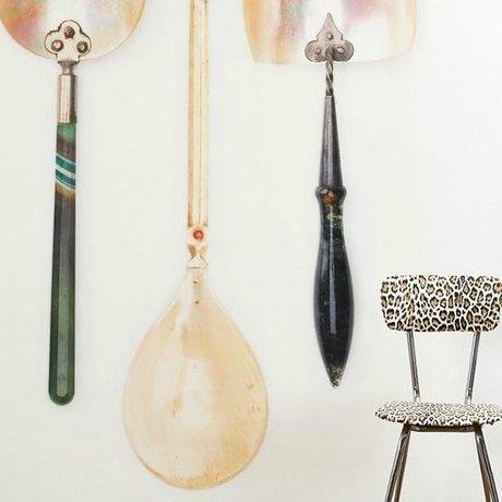 NLXL-Daniel Rozensztroch Behang Spoons XL multicolor 1000x48,7cm