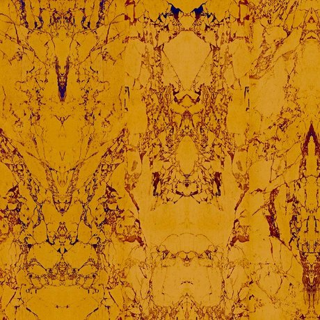 NLXL-Piet Hein Eek Behang Marble Gold papier 81 goud 900x48,7cm
