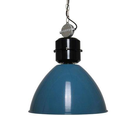 Anne Lighting Hanglamp Anne Frisk blauw aluminium ø50x49cm