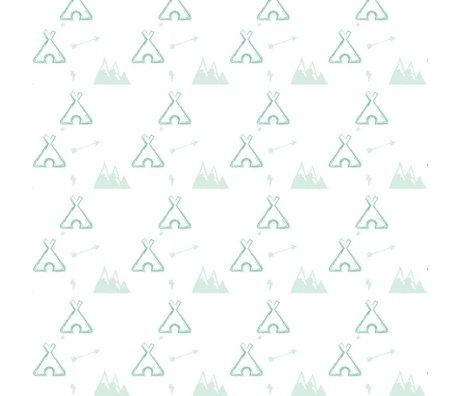 Roomblush Behang Tipi groen papier 1140x50cm
