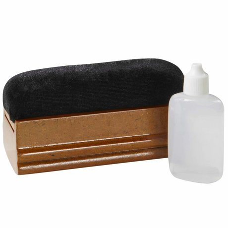 Crosley Radio Crosley Record Cleaning Kit hout bruin 15,2x7,6x7,6cm