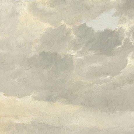 KEK Amsterdam Behang Golden Age Clouds I multicolor vliespapier 194,8x280cm