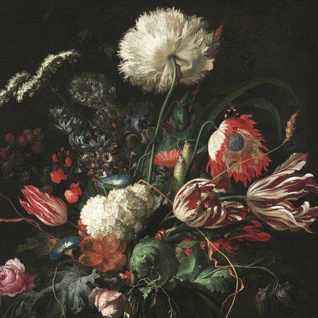 KEK Amsterdam Behang Golden Age Flowers I multicolor vliespapier 292,2x280cm