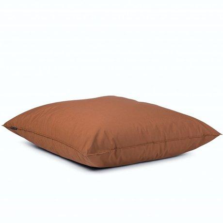 BRYCK Kussen Pillow COPPERish koper textiel 120x120cm